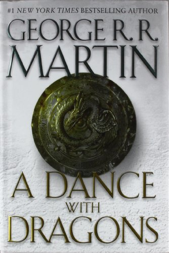 Audiobooks A Dance With Dragons Audiobook Cover