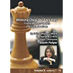 Winning Chess the Easy Way with Susan Polgar, Vol. 3: Essential Chess Tactics and Combinations