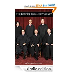 The Concise Legal Dictionary: 1000 Legal Terms You Need to Know