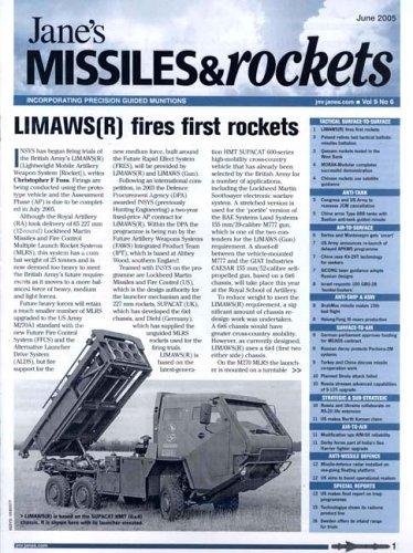 Janes Missiles & Rockets