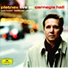 Mikhail Pletnev - Live at Carnegie Hall (2 CD's)