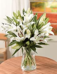 Fairtrade® Oriental Lily Bouquet