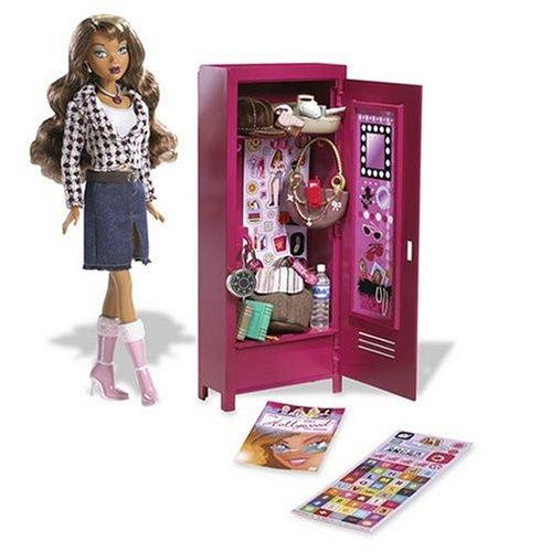 My Scene Secret Locker  Playset: Madison - Buy My Scene Secret Locker  Playset: Madison - Purchase My Scene Secret Locker  Playset: Madison (Mattel, Toys & Games,Categories,Dolls,Playsets,Fashion Doll Playsets)