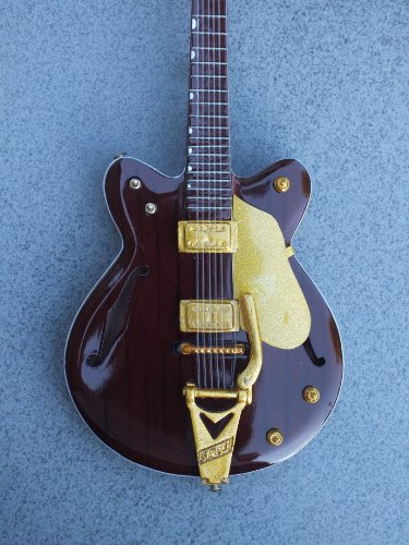 Rgm10 George Harrison Gretsch Miniature Guitar