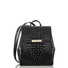 Gloria Backpack<br>Black Melbourne