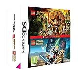 echange, troc Bipack Lego Indiana Jones + Lego Star Wars - la saga complète
