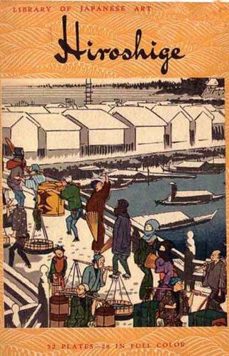Ando Hiroshige (1797-1858)., Sei-Ichiro Takahashi