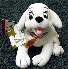 Retired Disney 102 Dalmatians Oddball Dalmatian 8quot Plush Bean Bag Doll
