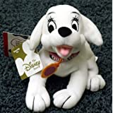 "Retired Disney 102 Dalmatians Oddball Dalmatian 8"" Plush Bean Bag Doll"