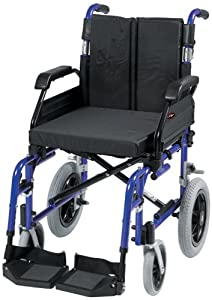 Drive medical xsawcts18blst sedia a rotelle in alluminio for Film sedia a rotelle