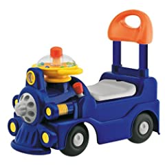 Chicco Toys Play N Ride Train - Colors May Vary