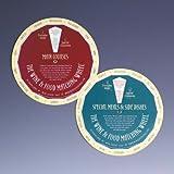 Franmara Wine and Food Matching Wheel