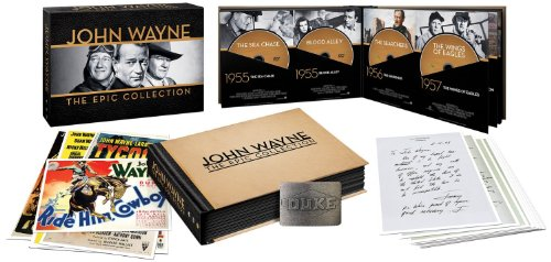 John Wayne: The Epic Collection (with Amazon Exclusive