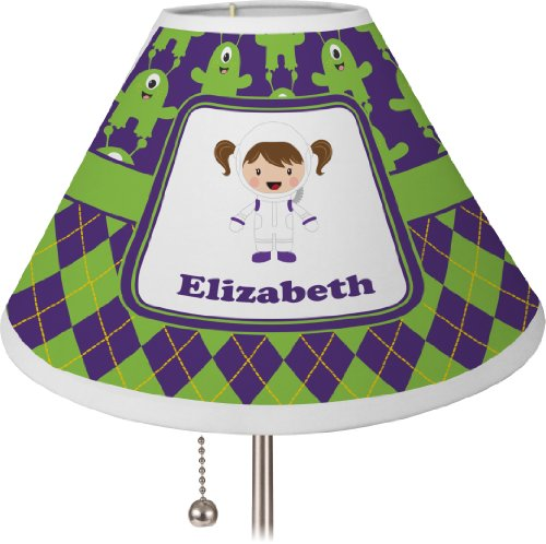 Astronaut, Aliens & Argyle Personalized Lamp Shade - Coolie Shade front-1007970