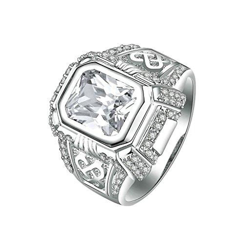 homme bijoux mariage bagues argent 925 crystal bague zirconium for men personnalis gravure. Black Bedroom Furniture Sets. Home Design Ideas