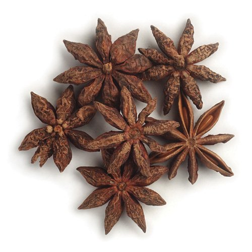 Frontier Star Anise Whole, Sele Grade (minimum