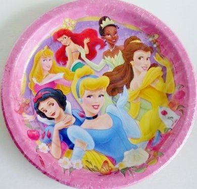 Infuse a little royalty into your party accessories with these vibrant Disney birthday party supplies. Each set of plates comes eight per order and is among ... & Disney Princess Dreams Birthday Party | Birthday Wikii