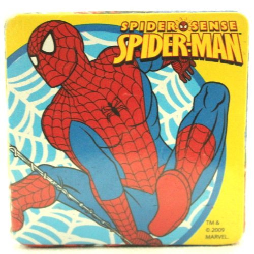 2 Spider-Man Pop Up Magic Towel Washcloth Set - Varied Designs