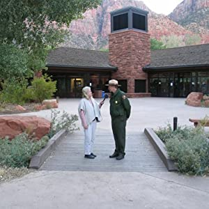 Zion National Park, Utah, Part 1: Audio Journeys Explores the Red Rock Canyons | [Patricia L. Lawrence]