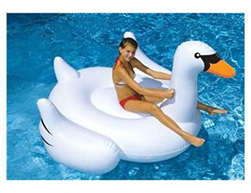Swan Inflatable Pool Toy