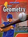 Glencoe McGraw-Hill Illinois Geometry Wraparound Teacher Edition (0078905486) by Carter