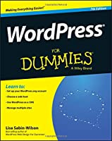 WordPress For Dummies, 7th Edition Front Cover