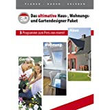 Das ultimative Haus-, Wohnungs-, Gartendesigner Paket [Download]