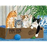 Fun Size 500pc Jigsaw Puzzle by Persis Clayton Weirs