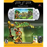 PlayStation Portable Limited Edition Daxter Entertainment Pack - Ice Silver ~ Sony