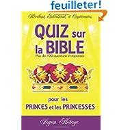 Quiz sur la Bible pour les Princes et les Princesses
