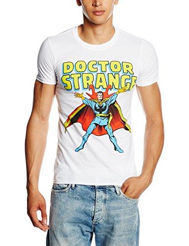 Marvel Doctor Strange-T-shirt  Uomo    bianco XX-Large