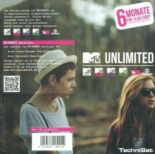 mtv-unlimited-tiquete-180-tage