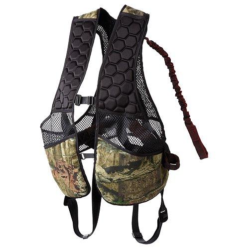 Gorilla Gear 77550 G-Tac Ghost Safety Vest, 140-300 Pound, Mossy Oak Break-Up Infinity Camouflage