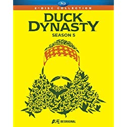 Duck Dynasty: Season 5 [Blu-ray]