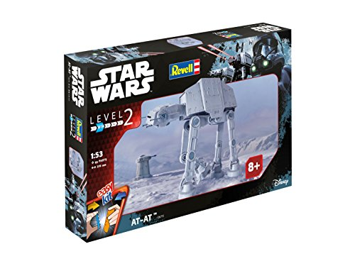 Revell - Maqueta Star Wars, AT-AT (6715)