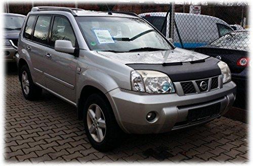 AB-00300-BRA-Nissan-X-Trail-2001-2007-BRA-DE-CAPOT-PROTEGE-CAPOT-Tuning-Bonnet-Bra