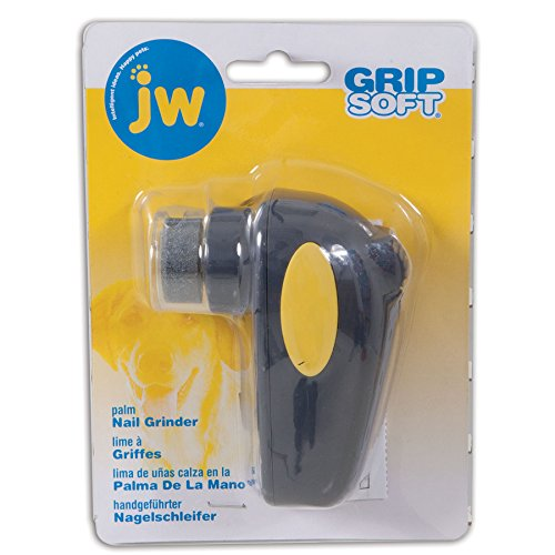 JW Pet Company Palm Nail Grinder for Dog (Jw Palm Nail Grinder compare prices)