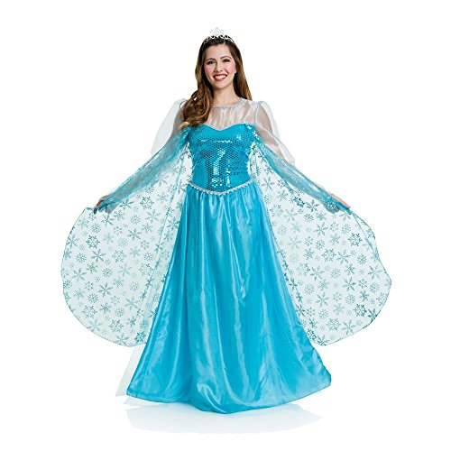 Adult Ice Queen Costume X-Small
