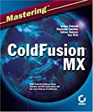 img - for Mastering ColdFusion MX book / textbook / text book