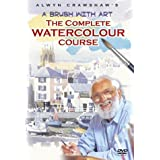 A Brush With Art - The Complete Watercolour Course [DVD]by Alwyn Crawshaw