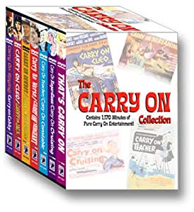 Carry on Collection (Widescreen) [7 Discs]