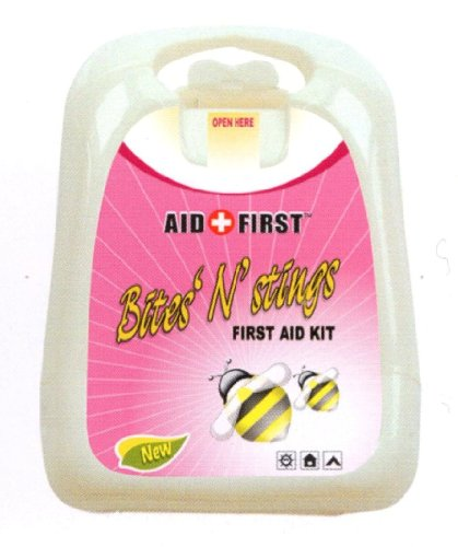 2 x First Aid Bites & Stings Travel Kit