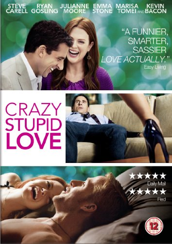 Crazy, Stupid, Love [DVD]