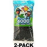 Dark Green Perler Beads for Kids Crafts (2-Pack) (Color: 2-PACK)