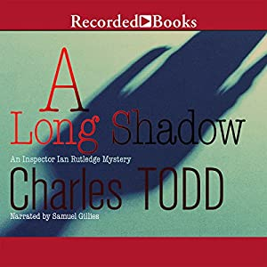 A Long Shadow Audiobook