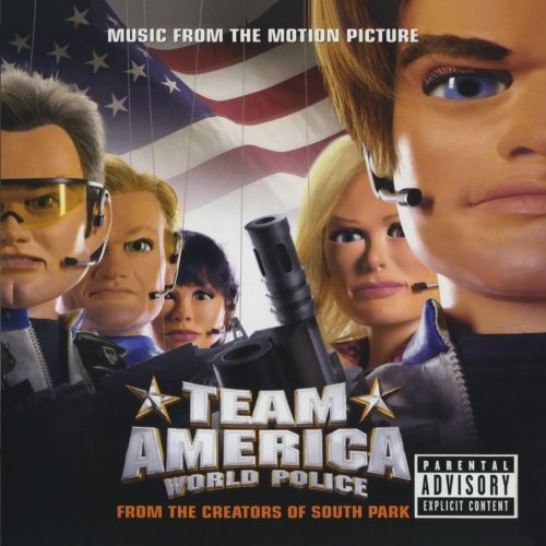 Team America - Team America - World Police (Music from the Motion Picture) - Zortam Music