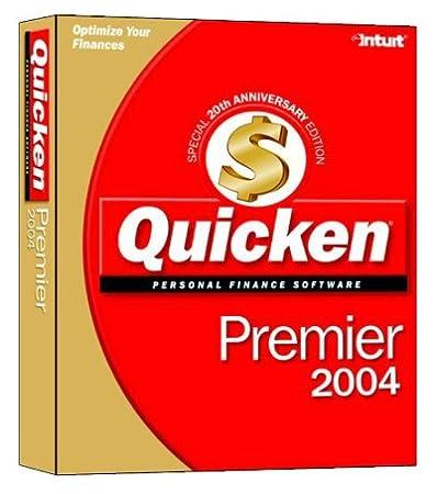 Quicken 2004 Premier