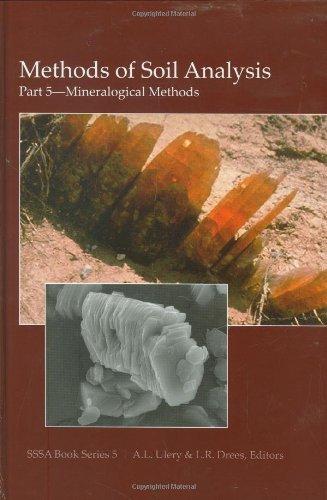 Methods Of Soil Analysis - Part 5: Mineralogical Methods
