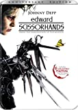 Edward Scissorhands [DVD] [1991] [Region 1] [US Import] [NTSC]