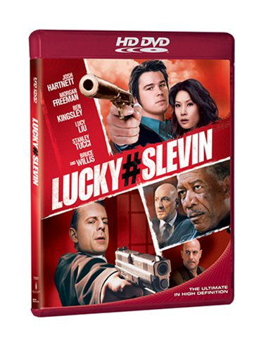 Cover art for  Lucky Number Slevin [HD DVD]